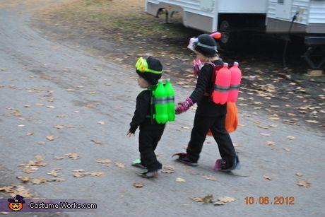 18 Creative Homemade Halloween Costumes for Babies Homemade - unique toddler halloween costume ideas