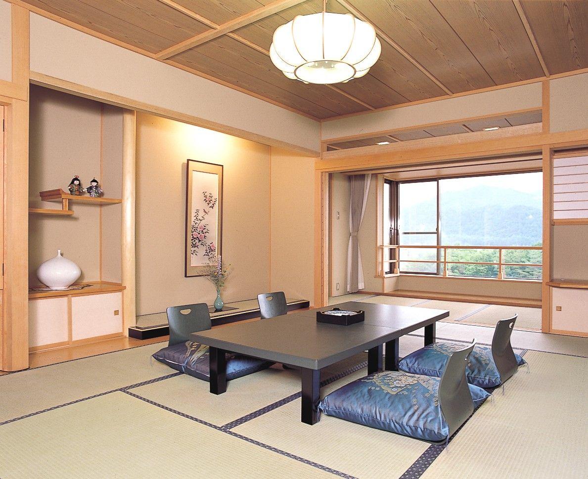 Arredamento Giapponese ~ Il tatami è un elemento tradizionale della casa giapponese casa