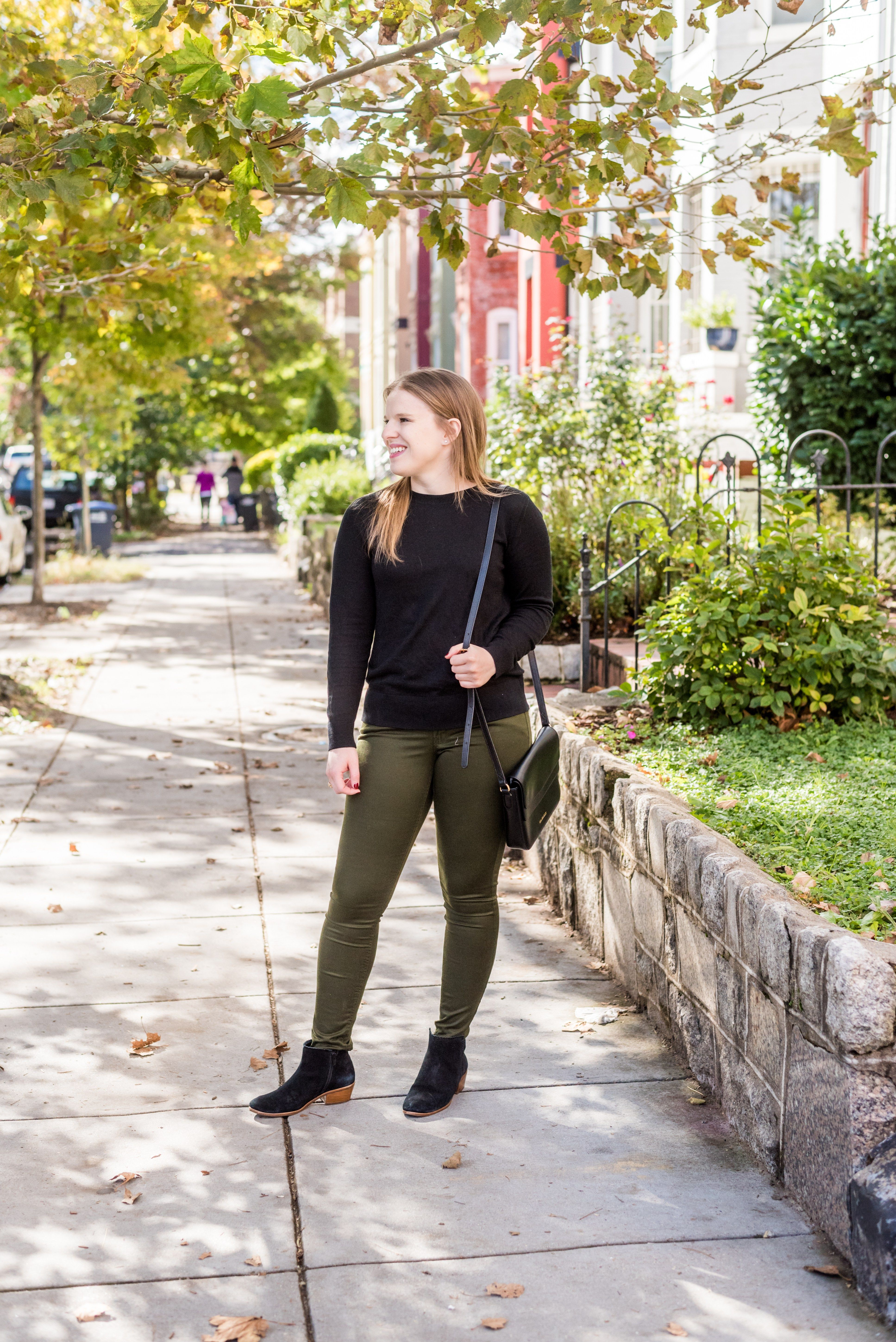 What to Wear to: Friendsgiving (When You're Keeping It Casual)   Something Good   A DC Style and Lifestyle Blog on a Budget