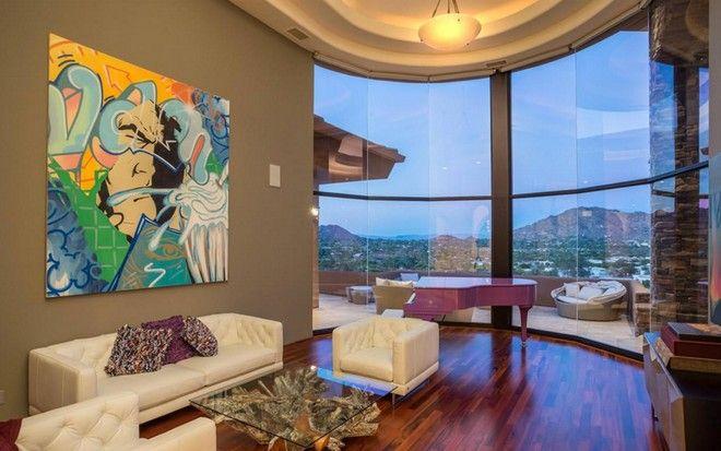 Inside Celebrity Homes Discover Alicia Keys Dream Home In