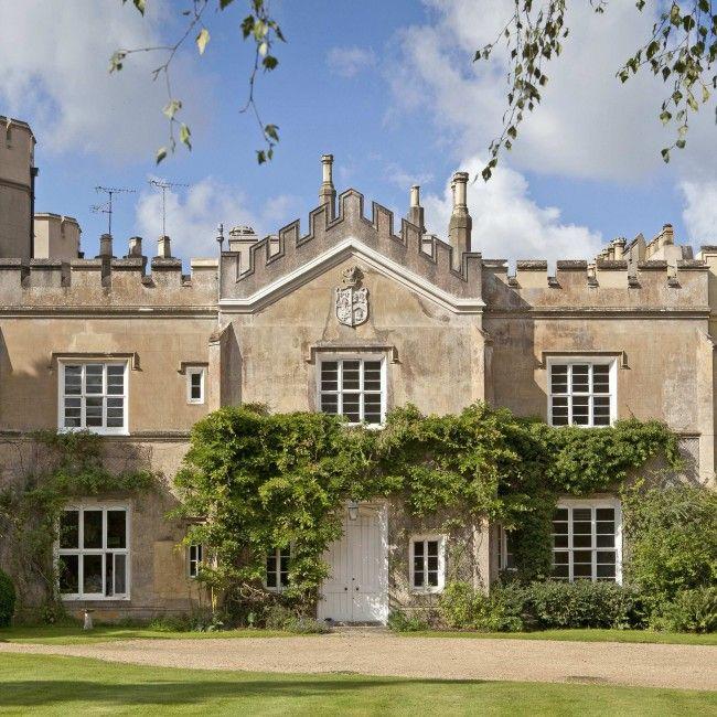 Coates Castle West Sussex Abandoned Mansion For Sale Uk