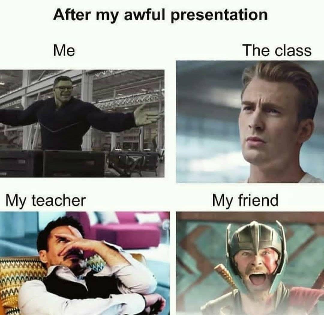 Avengers Memes | Avengers