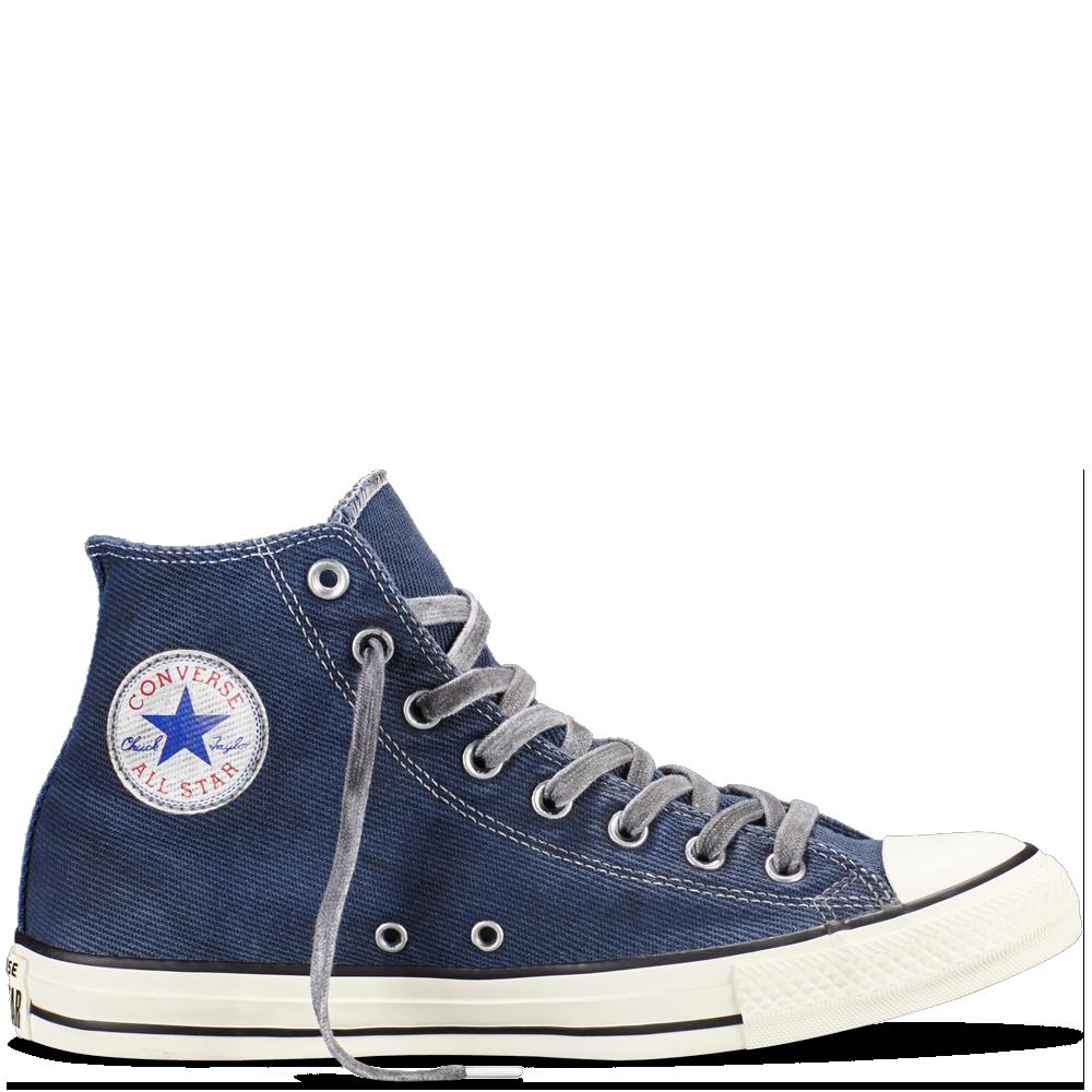 all star converse azul navy