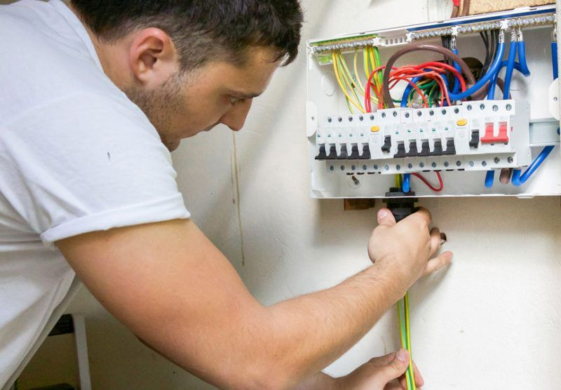 The Professional Services Of Local Electricians In