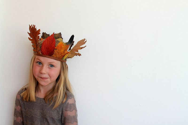 12 easy and creative nature crafts for preschoolers this fall