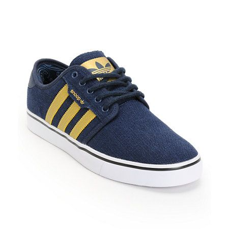 Paisley Snoop Seeley X NavyGoldamp; ShoesF Adidas Hemp mnNw80