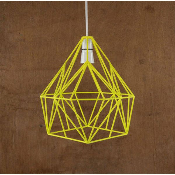 The comfi cottage neon yellow wire lampshade 210 ils liked on the comfi cottage neon yellow wire lampshade 210 ils liked on polyvore featuring aloadofball Gallery