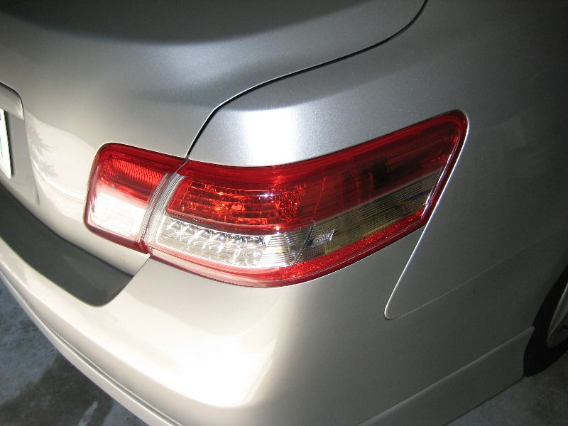 how to reset maintenance light on toyota camry 2011