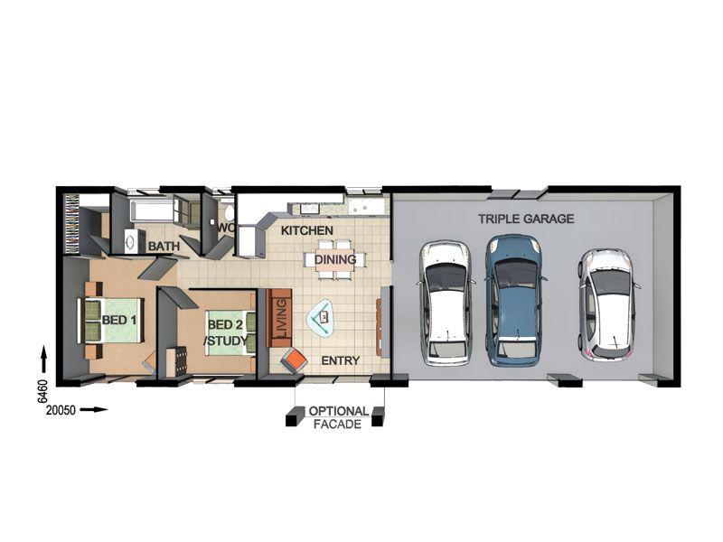 150m2 House Floor Plans