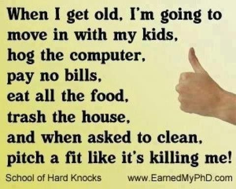Quotes About When I Get Old Getting Old Funny Quotes Daily Funny
