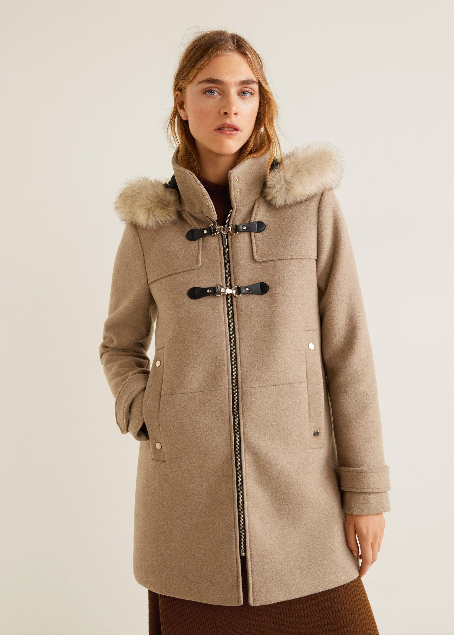 Manteau doudoune sandro