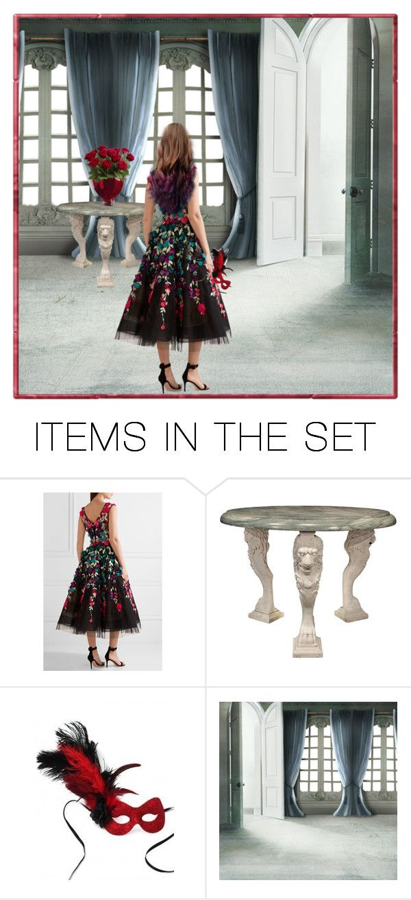 """""""Valentine's Day Ball"""" by joyce-williams ❤ liked on Polyvore featuring art"""