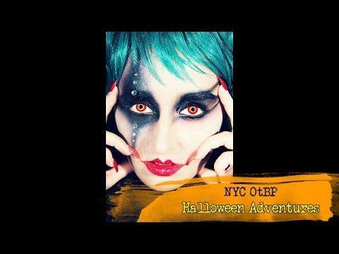 NYC OtBP Halloween Adventures | Halloween | Pinterest | Halloween ...