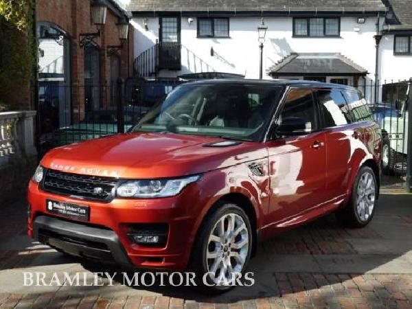 LAND ROVER RANGE ROVER SPORT AUTOBIOGRAPHY DYNAMIC 3.0