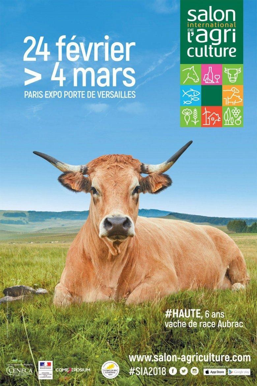 La #Manche et la #Normandie au SALON INTERNATIONAL DE L'AGRICULTURE - Du 24 février au 4 mars !