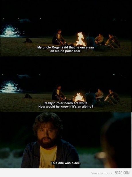 My best friend and I quote the hell out of this movie. hahaha