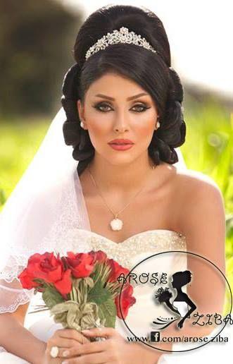 Makeup Artist Miss Omid Jani Tehran Iran Wedding Hairstyles