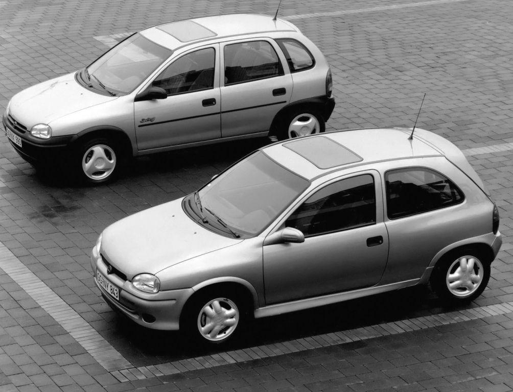 Opel Corsa Gsi B Opel Corsa Swing B Autos Y Motos Autos