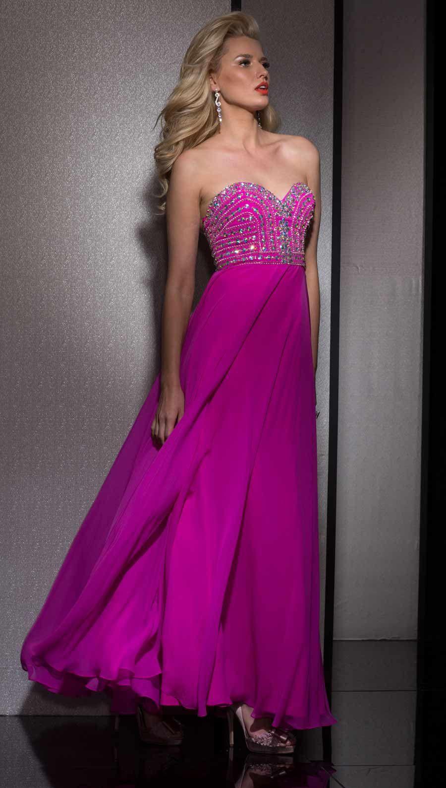 Clarisse Formal Long Prom Dress 2543 Promgirl Net Sweetheart Chiffon Dress Formal Dresses Gowns Evening Gowns Elegant [ 1588 x 900 Pixel ]
