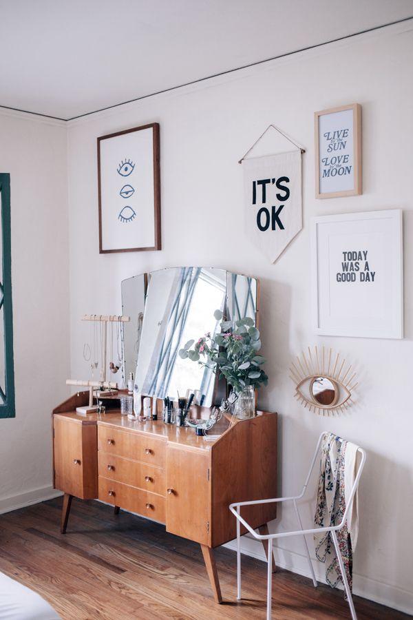 Best A Bedroom Sneak Peek With Framebridge Paper Jam Press 640 x 480