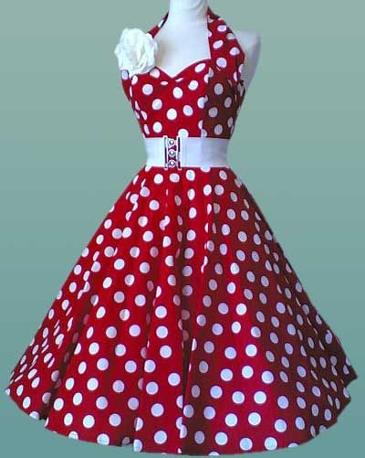 5fc91e126881 50-tals kläder - Sök på Google | paltar | Rockabilly klänningar ...