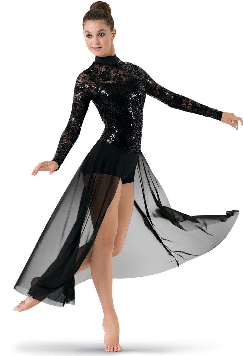 New Stage performance Ballroom women high waist dance long dress Skirt Free size
