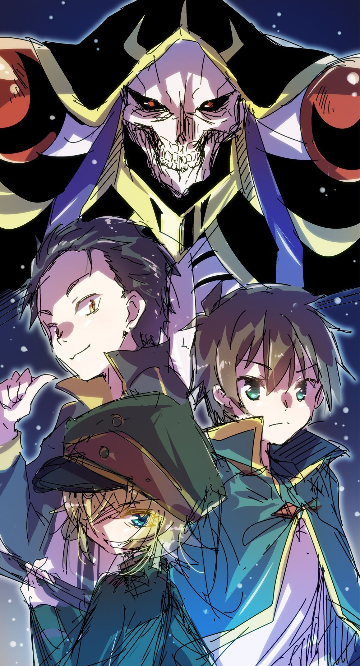 Isekai Quartet Anime in 2020 Anime crossover, Anime
