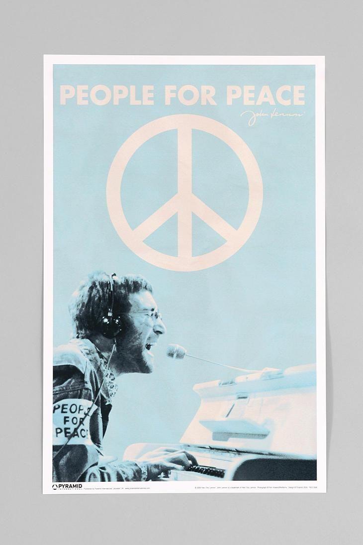 John lennon people for peace poster urbanoutfitters word up john lennon people for peace poster urbanoutfitters fandeluxe Epub