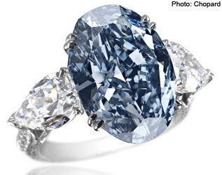 Chopard Most Expensive Jewelry Most Expensive Engagement Ring Blue Diamond Engagement Ring