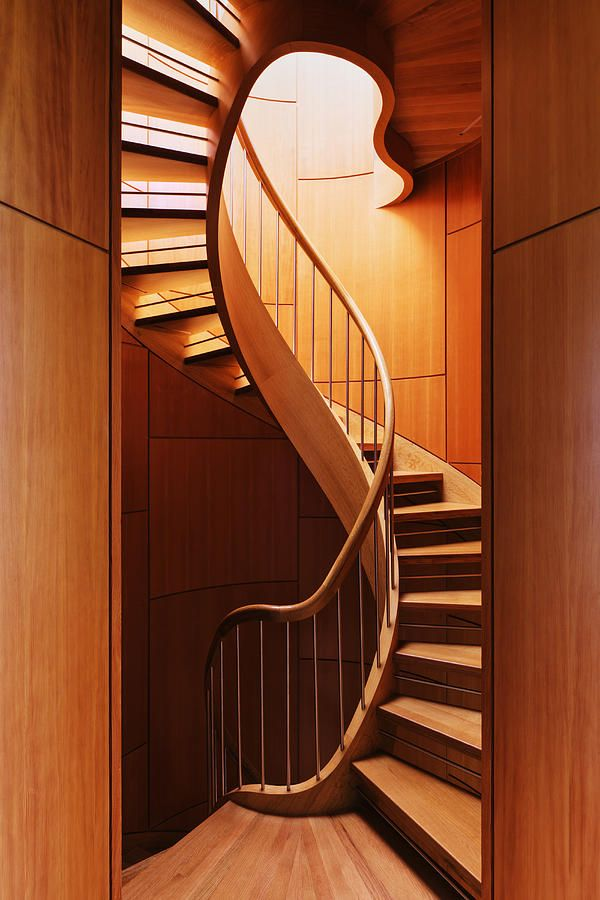 Best Abstract Spiral Staircase By Jeremy Woodhouse Staircase 400 x 300