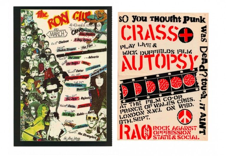 Someday All the Adults Will Die: Punk Graphics 1971 – 1984
