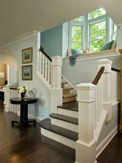 Upper Stairs Look Partially Carpeted Hmmm Home House Dream House