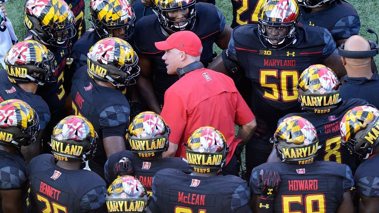 Maryland Terrapins Football Culture Toxic Coach Dj Durkin Football Maryland Terrapins Football Football Trainer