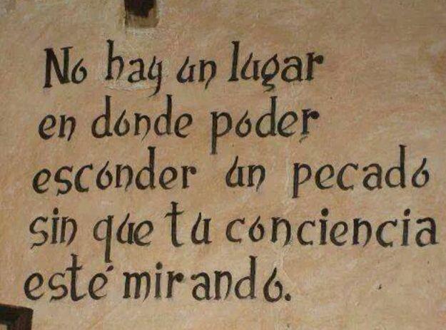 #conciencia