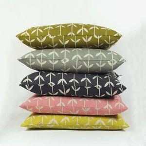 Solid Orla Cushion Covers - cushions
