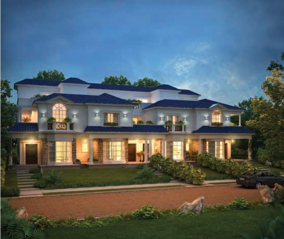 15 Phenomenal Mediterranean Exterior Designs Of Luxury Estates: Mountain View Hyde Park
