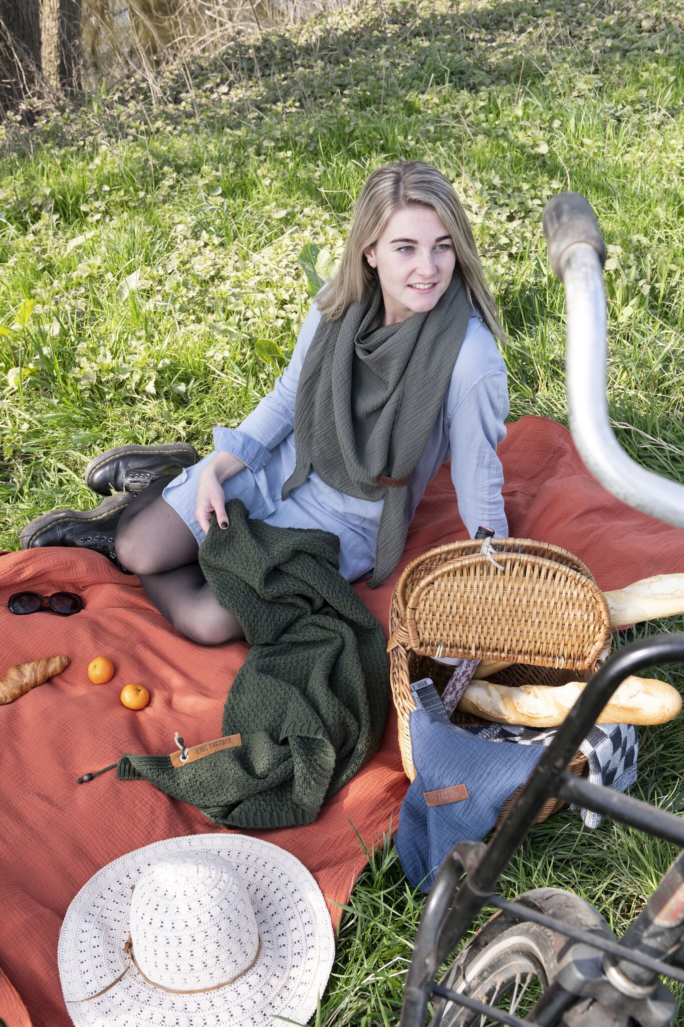 Picknickkleed
