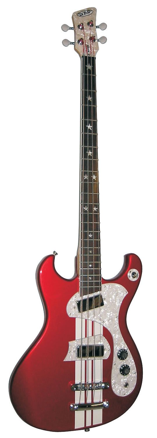 DiPinto Electric Guitars & Basses | Enlarged View