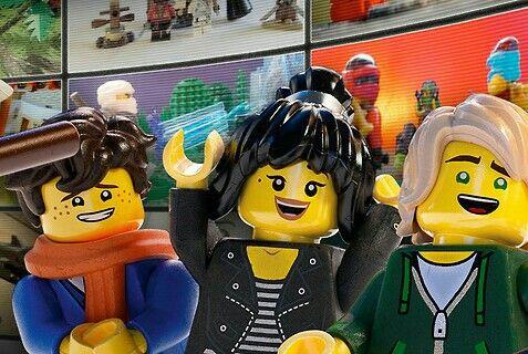 Pin On The Lego Ninjago Movie