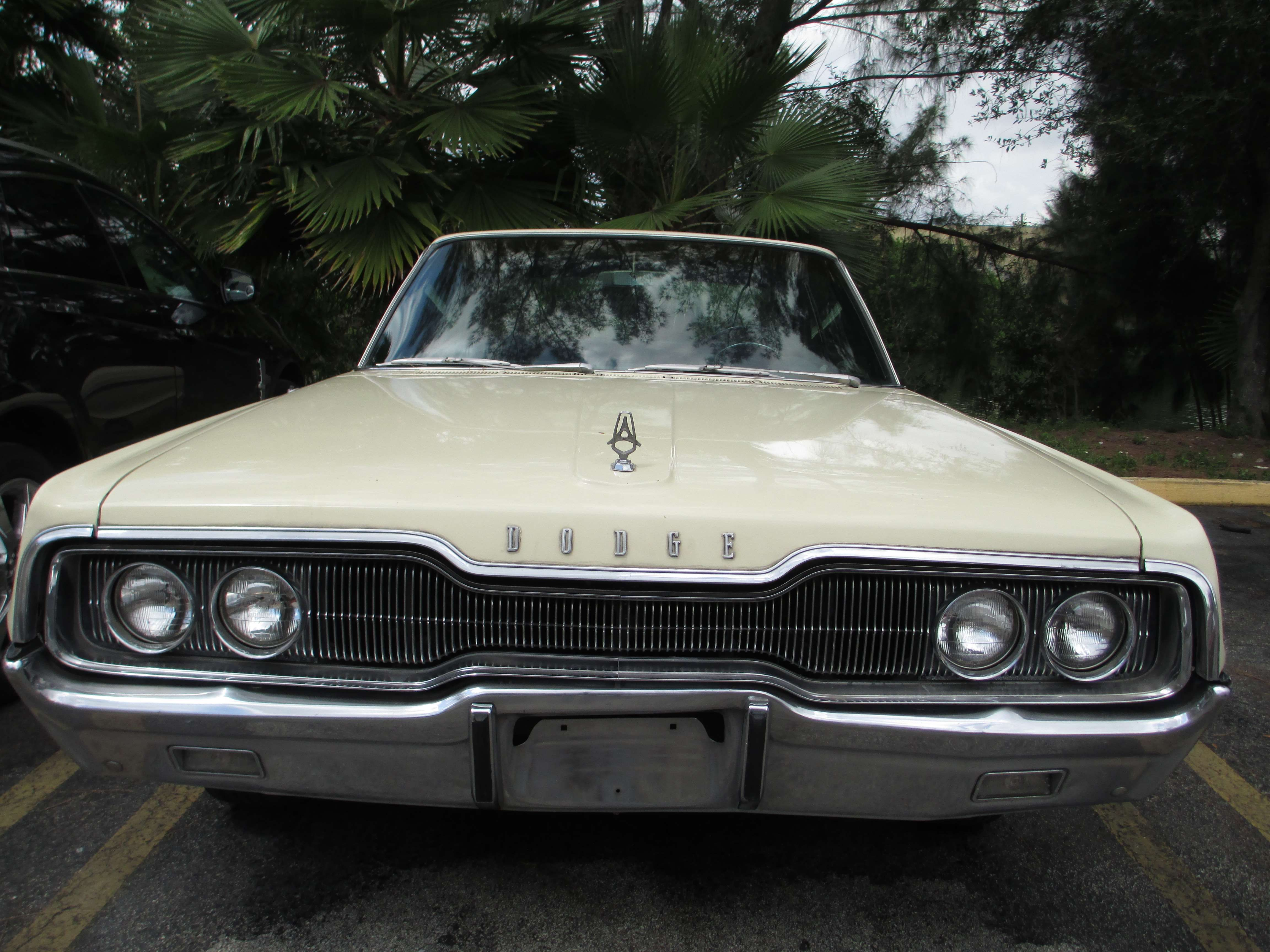 Used 1966 Dodge Polara for Sale ($7,000) at Miami, FL | Colins car ...