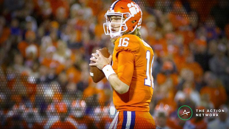 College football playoff sharp report ndclemson drawing