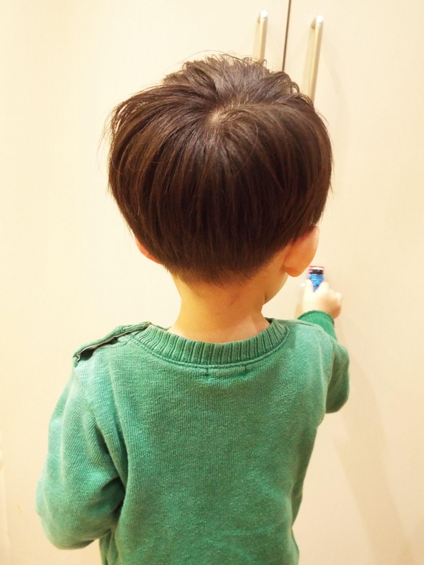 ボード 男の子髪型 のピン