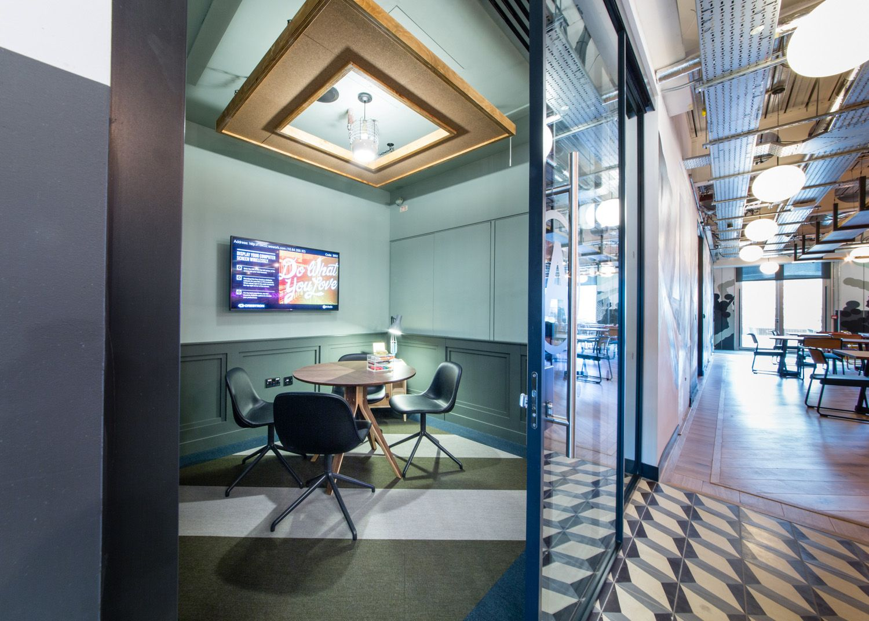 Office Tour WeWork Paddington Coworking Offices London