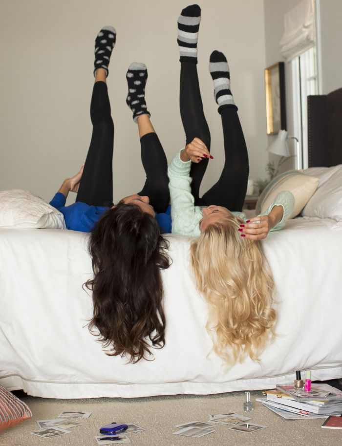 Slay Your Next Sleepover With These Boredom Busters Girlslife