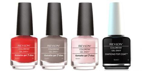 Opinión sobre el esmalte de uñas Colorstay Gel Envy de Revlon