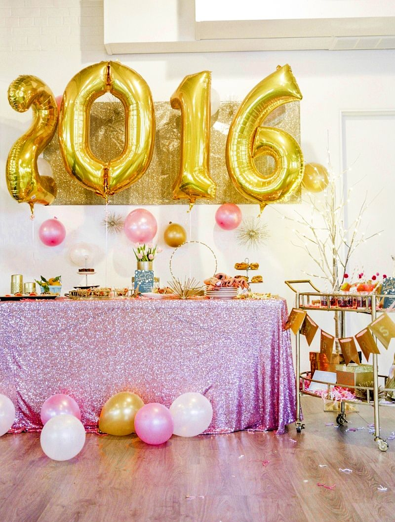 New Years Day Brunch And Yoga Party New Years Party Ideas