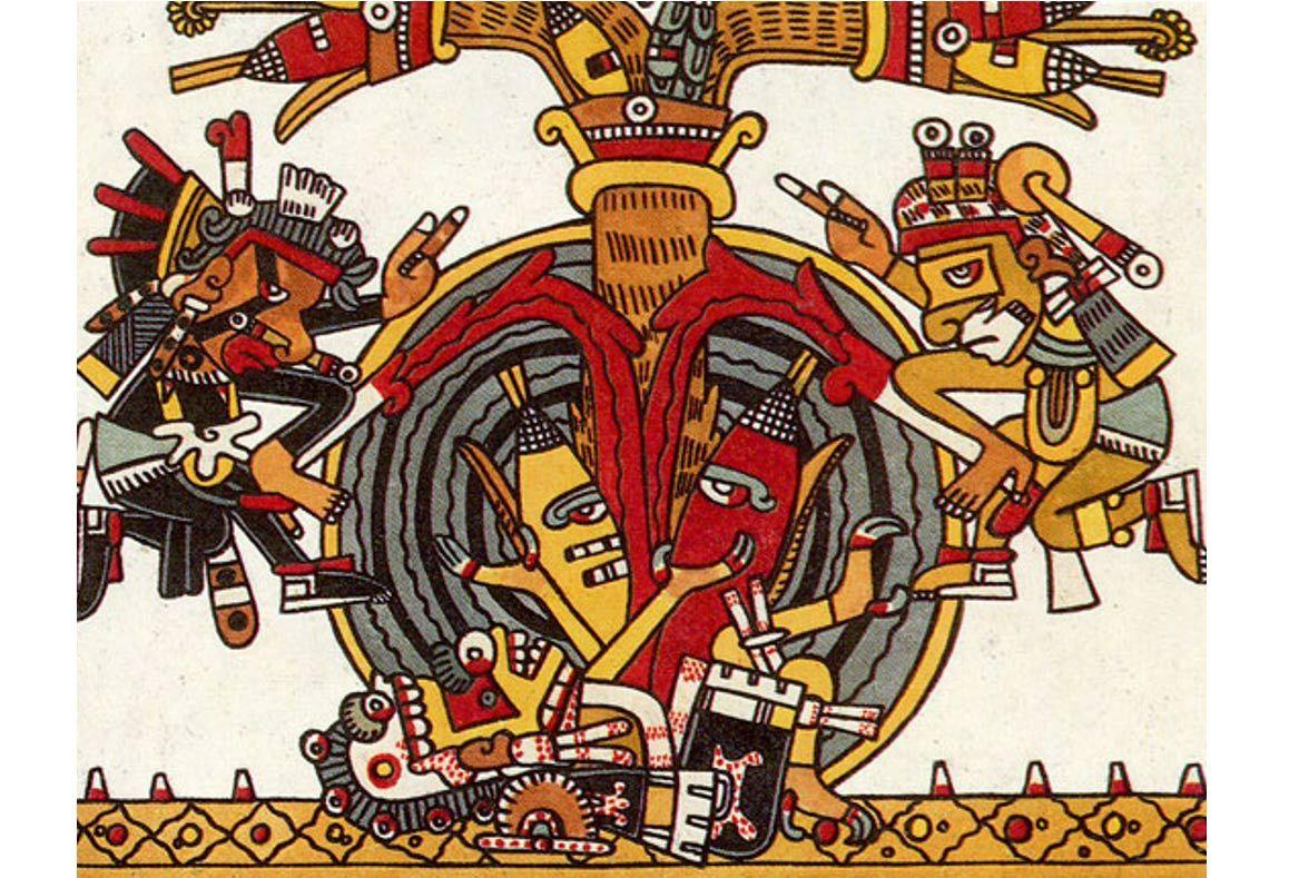 Ancient Aztec Symbol