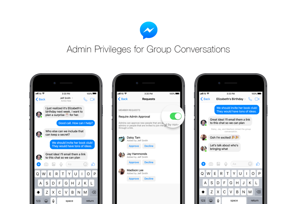 How To Get Out Of A Facebook Messenger Group