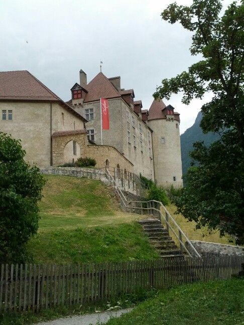 Chateau de gruyere, suisse Switzerland, Castle, Favorite
