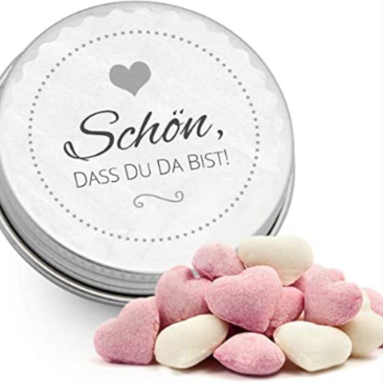 20x Gastgeschenk Mini Dose Diy Sussigkeiten Und Stickerbogen Hochzeit Geburtstag Taufe Sussigkeiten Geschenk Sussigkeitengeschenke Gastgeschenke